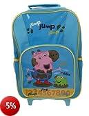 Peppa Pig Trolley Baby George Azzurro - PIG141498/1