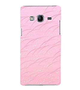 Fuson Premium Printed Hard Plastic Back Case Cover for Samsung Z3
