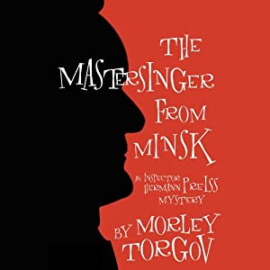 The Mastersinger from Minsk Audiobook