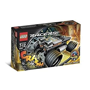 LEGO Racers 8137: Booster Beast
