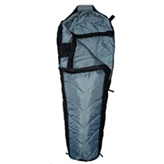 Northstar Tactical Coretech Sleeping Bag (Black) by Northstar Tactical