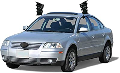Black Bat Car Costume