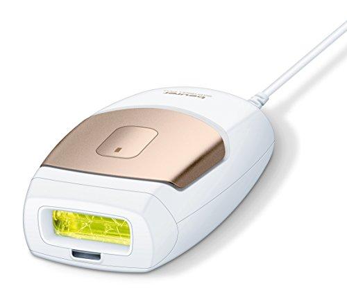 Beurer IPL 7000 Appareil Compact d'Epilation Semi-Définitive à Lumière Pulsée