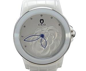 High Quality Ceramic Quartz Watch Water Resistant Fashion Women Dress Watches