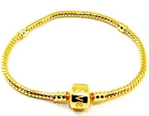 Gold Plated Starter Bracelet with