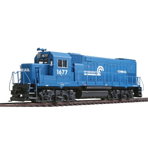 Walthers PROTO 1000 HO Scale Diesel EMD GP15-1 Powered - Conrail #1677