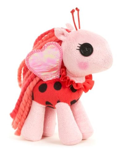 Lalaloopsy Ponies Lady B Plush