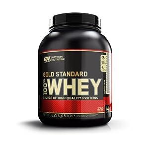 Optimum Nutrition Whey Gold Standard Protein, Cookies & Cream, 2,3kg