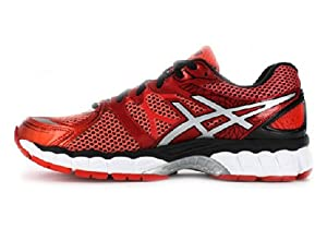 Asics Gel-Nimbus 16 flashorange/lightning/red M (45)