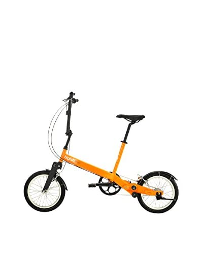 Bigfish Folding Bicicleta Plegable Line 3 Speed Tw4 Naranja