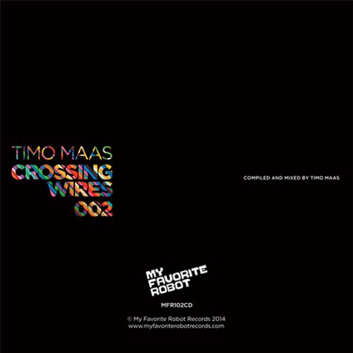 VA-Crossing Wires 002 Mixed By Timo Maas-(MFR102CD)-CD-FLAC-2014-iHFLAC Download