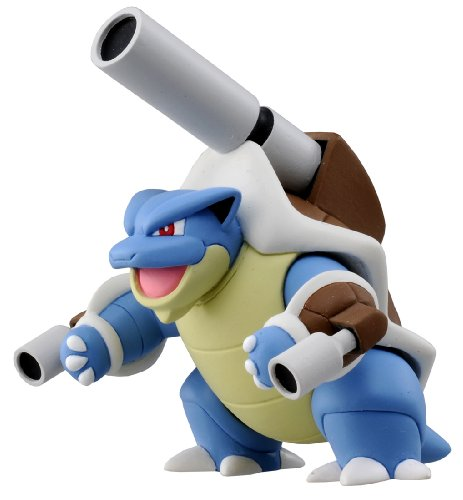 Takara Tomy Pokemon Monster Collection SP-17 Mega Blastoise