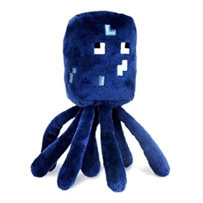 Minecraft Squid Plush from Minecraft