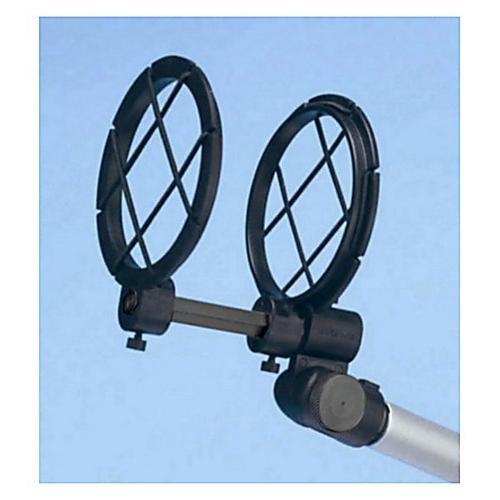 Sabra Som Universal Microphone Shockmount With Pop Filter