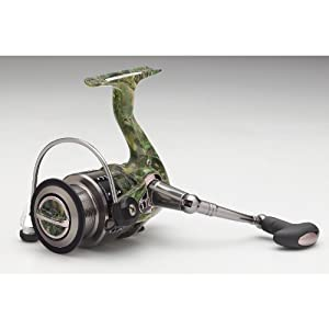 Avid angler evercast edgewater spinning reel for Amazon fishing rods and reels
