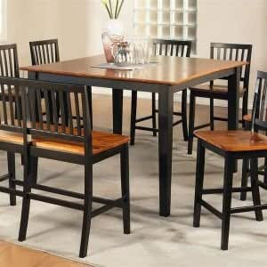 Amazon BR5454PT Branson Counter Table Dining Tables