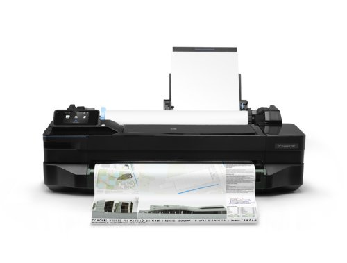 HP T120 24 inch Designjet ePrinter