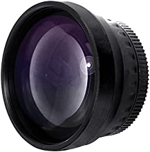 043x Wide Angle Conversion Lens With Macro 58mm Wider Option For Canon WD-58H