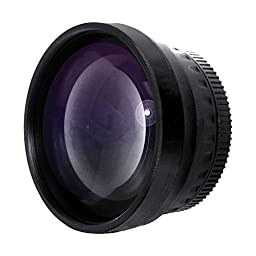 iConcepts 2.0x High Definition Telephoto Conversion Lens for Sony Cybershot DSC-H1