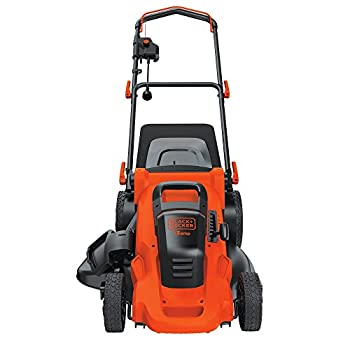 Black & Decker MM2000 13-Amp Corded Mower, 20