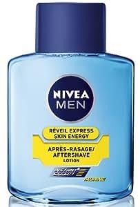 Nivea For Men - Lotion Apres Rasage Réveil Express Q10 - 100 ml