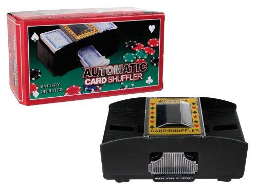 Automatique Casino Poker Two Card Deck Brasseur / Sorter