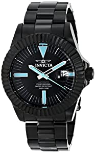 Invicta Men's 16848 Pro Diver Analog Display Japanese Automatic Black Watch