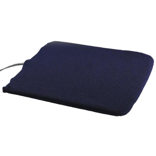 Slumber Pet Fleece Heated Kennel Pad Cover, Large front-748421