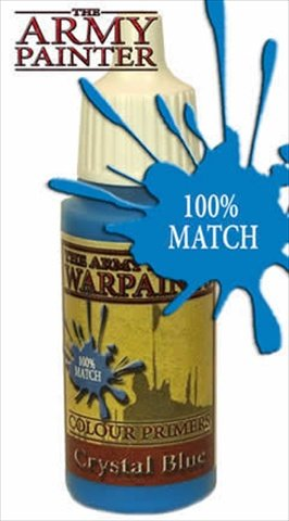 Army Painter WP1114 Warpaints - Crystal Blue, 18 ml - 1