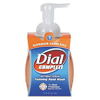 Amazon Com Dial Complete Foaming Hand Wash Liquid Fresh