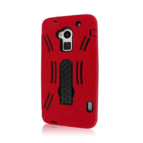 mpero-impact-xl-series-kickstand-case-tasche-hulle-for-htc-one-max-t6-red