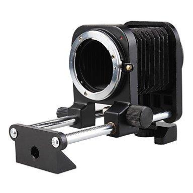 Macro Bellows Focusing For Nikon Series Digital Slrs