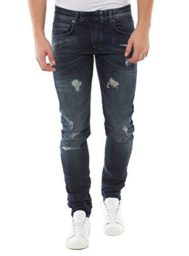 Pierre Balmain -  Jeans  - Uomo Dunkelblau W31
