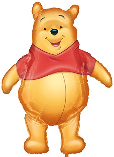 Pooh 37in AirWalker Balloon - 1