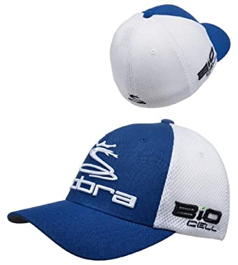 New 2014 Cobra Golf Mens Pro Tour Sports Mesh Bio Cell Fitted Hat Cap by Cobra