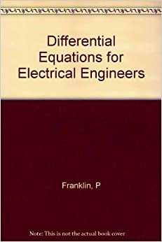differential equations for engineers pdf