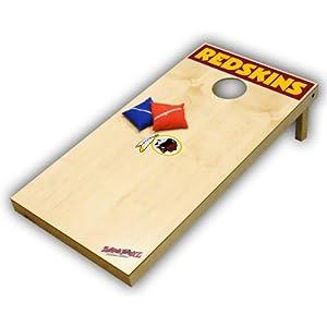 Washington Redskins Cornhole: XL Tailgate Toss by Wild Sports