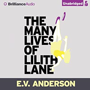 The Many Lives of Lilith Lane Audiobook