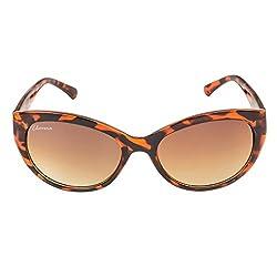 Chevera Voguish Cat-Eye Multicolor Sunglasses