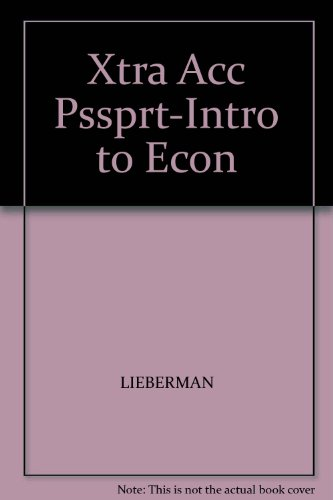 intro to econ Here is the best resource for homework help with econ 0110 : intro to macroeconomics at pittsburgh find econ0110 study guides, notes, and practice tests from.