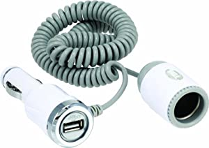 Bell 22-1-39252-8 10' Extension Cord with USB Port
