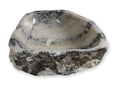 Eden Bath S029JO-P Natural Stone Sink - Jurassic Onyx