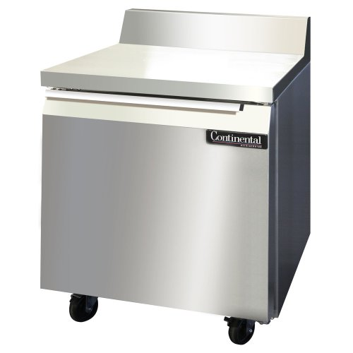 "32"" Worktop Freezer - Continental Refrigerator Swf32-Bs"