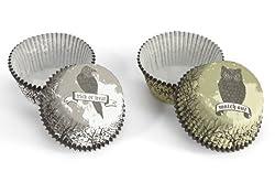 Martha Stewart Crafts Elegant Witch Cupcake Wrappers