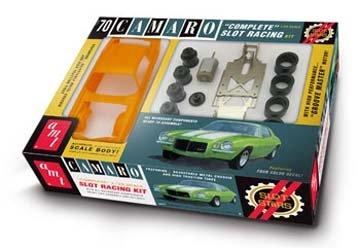 1/25 '70 Chevy Camaro Z28 Slot Car Kit