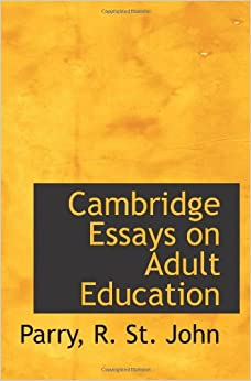 for education cambridge adult
