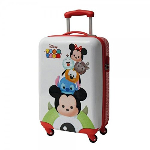 Koffer Kinder bunt Disney