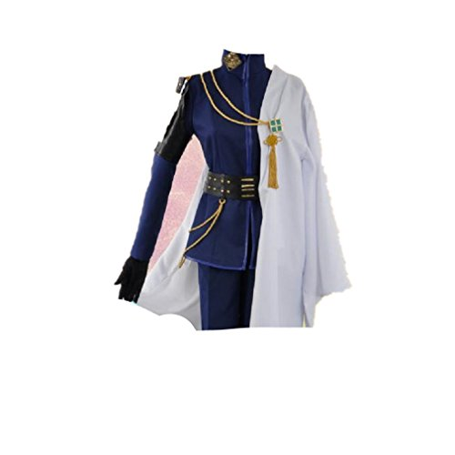 The Sword Dance Touken Ranbu Online cosplay costume Nikkari Aoe