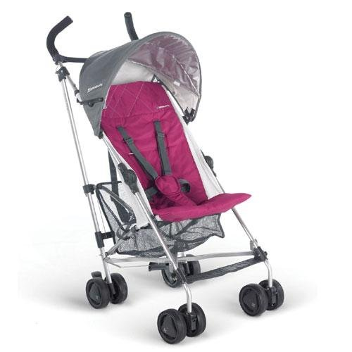 UPPAbaby G-Lite Stroller, Magenta