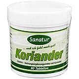 Koriander 570 mg Tabletten, 80 St